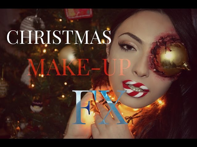 Christmas Make-Up FX