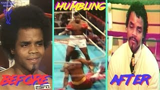 Mike Tyson Opponents Before and After HUMBLED