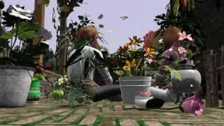 The Sims 3: Снежная королева(Зима, холодно, мандарины, елки, игрушки, подарки, праздник, теплый свитер... Бесконечность. Кстати, а что Кай..., 2011-12-28T12:40:56.000Z)