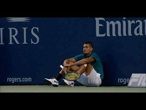 Nick Kyrgios - Top 10 Outbursts