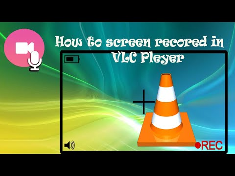 How To Screen Recording In PC ? Screen Recording  Use To VLC Pleyer.how To Use Vlc Pleyer.VLC