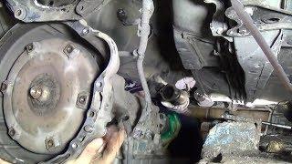 Замена автомата  Toyota 1g-fe BEAMS