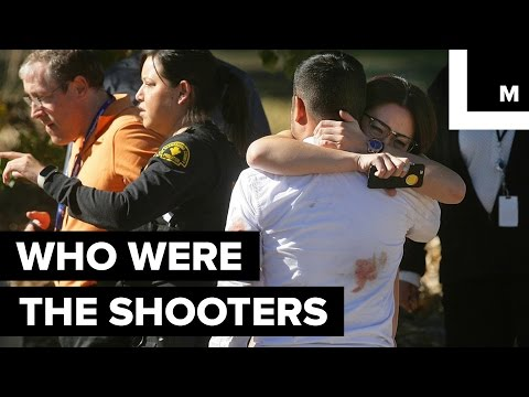 Who Were San Bernardino Shooters Syed Farook and Tashfeen Malik?
