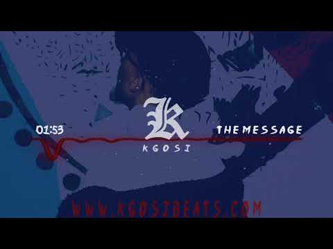 """Nines - Can't Blame me Ft. Skrapz Type Beat 2018 """"The Message"""" 