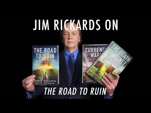 Jim Rickards: SDR (Inflation) Use Will Go Exponential After