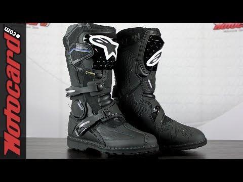 Alpinestars Toucan Gore-Tex: análisis de las botas en motocard.com