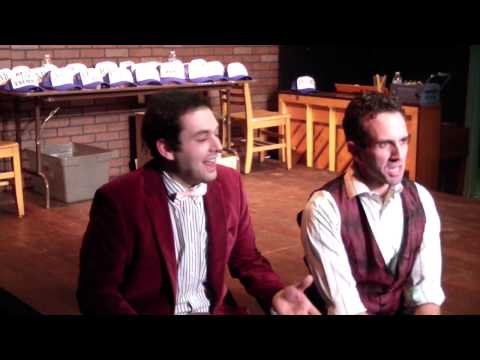 "Q&A with Bud and Doug from ""Gutenberg! The Musical!"" - NextStop Theatre Company"