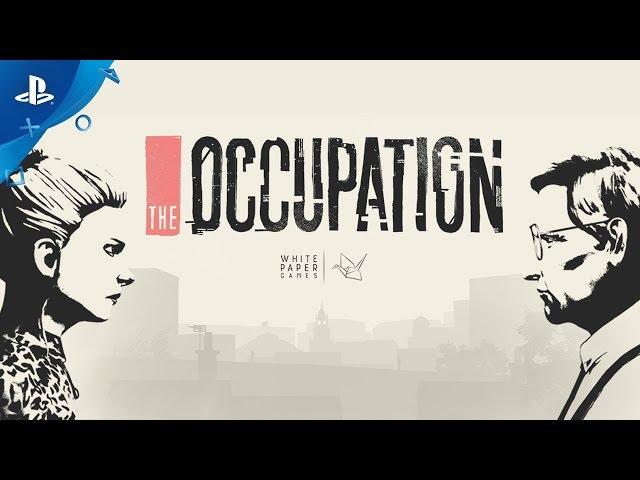 The Occupation - Announce Trailer | PS4