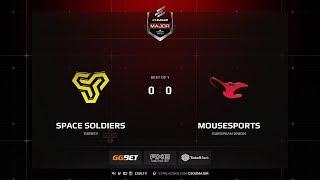 🔴Canlı Space Soldiers vs. Mousesports Full Maç 1- 2 | ESL Pro League 7. Hafta - Avrupa Bölgesi🔴