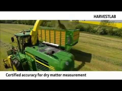 John Deere FarmSight - JDLink Harvest Lab