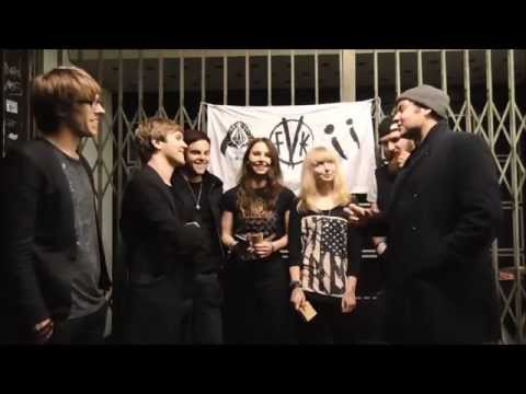 Interview with FVK - Hannover, 4.10.2015