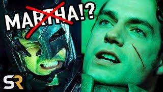 "Let's Fix That ""Martha"" Scene In Batman V Superman"