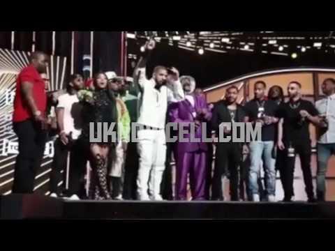 Drake Confesses His Love for Nicki Minaj At Billboard Music Awards, Thanks Fans & Lil Wayne