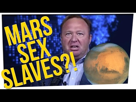 Show Claims NASA Has Child Colony On Mars ft. DavidSoComedy