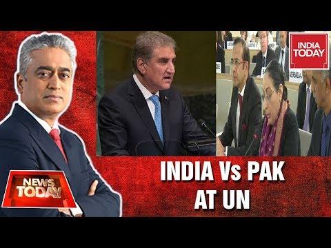 Has Paks Bid To Corner India Boomeranged?; Abdul Basit Vs KC Singh Debate   News Today With Rajdeep