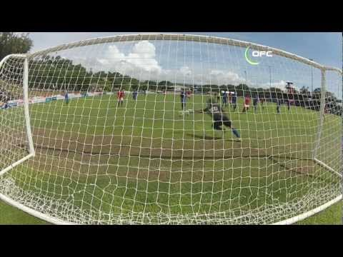 2012 OFC Nations Cup / MD1 / Samoa vs Tahiti Highlights