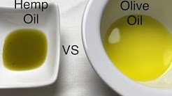 Hemp Oil vs Olive Oil | Health Benefits