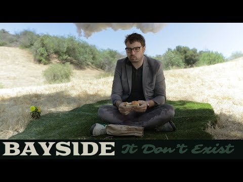 Bayside - It Don't Exist (Official Music Video)