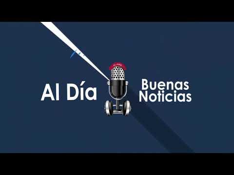 Microinformativo Al Día con las Buenas Noticias 12-ENE-2018