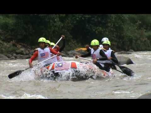 Australasia Rafting Champ 2010 - Slalom Malaysia.MPG
