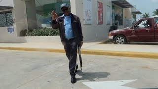 HE HAD A GUN!! (LOST IN THE DOMINICAN REPUBLIC)