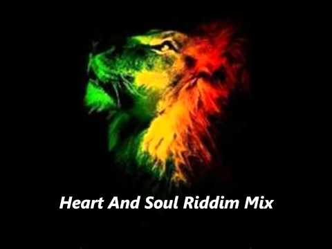 Heart And Soul Riddim Mix (NOTICE PRODUCTIONS)January 2012 Riddim Mix Roots Reggae Ragga