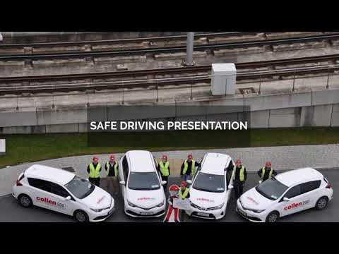 Safe Driving for Construction Safety Week 1080p