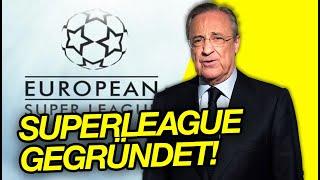 Alle Infos zur neuen Europäischen Superleague!