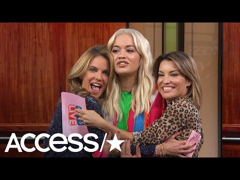 Rita Ora Remains Mum When Asked If She's Team Nicki Minaj Or Cardi B | Access