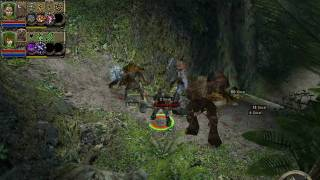 Pc Powerplay Test - Dungeon Siege 2