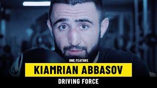 Kiamrian Abbasov's Driving Force   ONE Feature