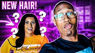 A DAY WITH US!! I CANT BELIEVE CARMEN DID THIS TO HER HAIR!