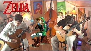 "Zelda ""Gerudo Valley"" by Fabio Lima & Fábio Lima"