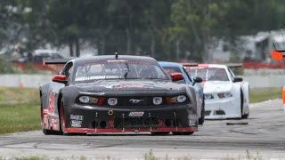 The Trans Am Series - Brainerd International Raceway 2015