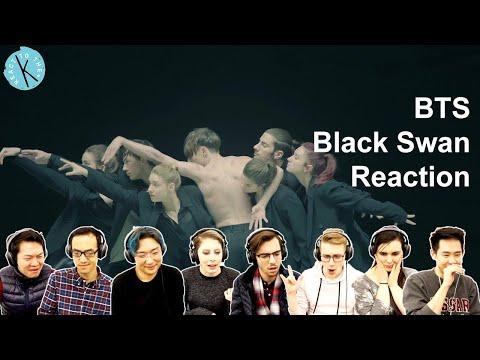 Classical Musicians React: BTS 'Black Swan (Art Film)'