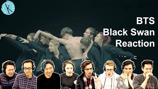 Gambar cover Classical Musicians React: BTS 'Black Swan (Art Film)'