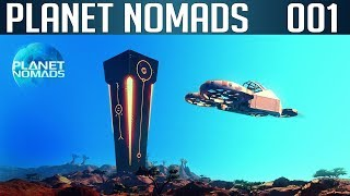 PLANET NOMADS #01 | Auf zu den Sternen | Let's Play Gameplay Deutsch thumbnail