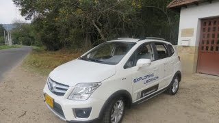 Test Drive Changan CX20 2015