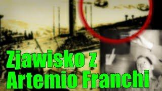 UFO znad stadionu Artemio Franchi, niezwykła obserwacja z lat 50 XX wieku