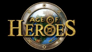 Браузерная игра Rise of Heroes - Обзор