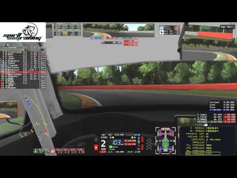 4ª Ronda GT Series 2017 - Sim Racer Indonésia