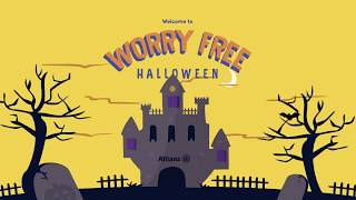 Live worry-free with Allianz, this Halloween