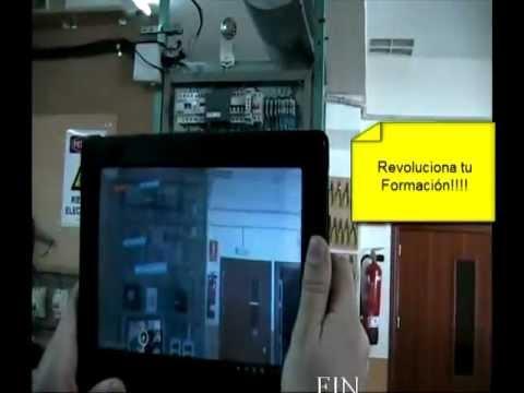 Realidad Aumentada para móviles en Formación Profesional