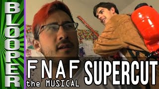 FNAF Musical Supercut Bloopers (feat. Markiplier, Nathan Sharp, & MatPat)