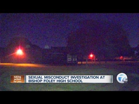 Allegations of teacher/student relationship at Bishop Foley High School
