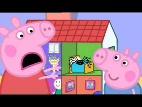 Свинка Пеппа українською 1 сезон 36 серія Пан тонконіг
