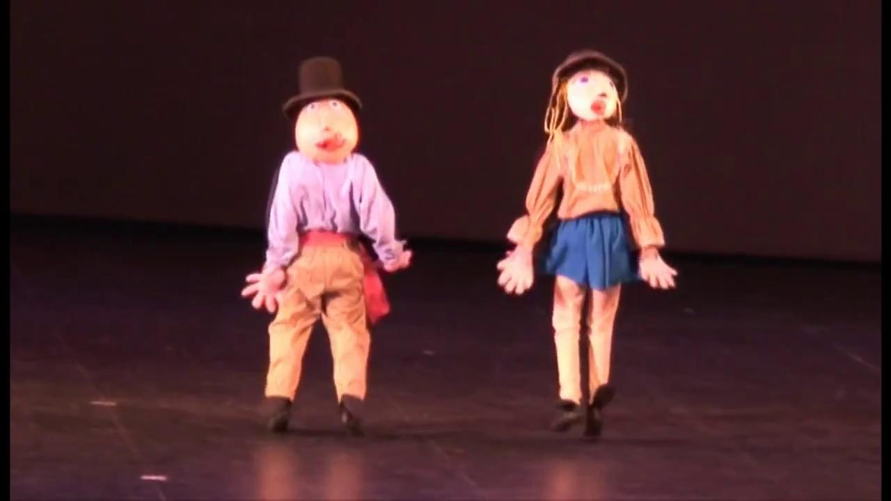 Juguete coreográfico (Merengue - Colombia)