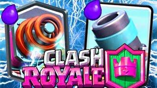 Clash Royale - SPARKY MORTAR!