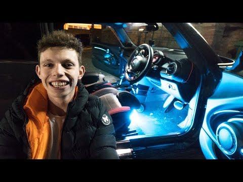 £500 INSANE IKEA LED CAR MOD FOR £35!!