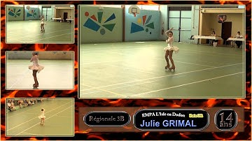 Julie GRIMAL.à L'Isle en Dodon.wmv
